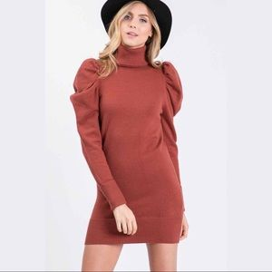 Dresses & Skirts - Turtleneck Sweater Dress